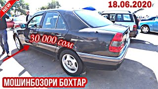 Мошинбозор !!! 18.06.2020 Нархои Mercedes Benz, Astra F, Infinity, Vectra A, Ваз 2112, Ваз 2199