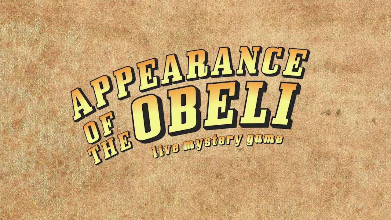 West Ealing Casefile Obeli: Live Mystery Game | Tickets | London