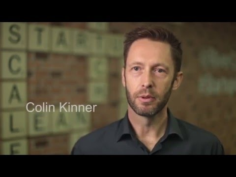 #ideasboom - Colin Kinner- Unlocking capital for investment into Aus Innovation