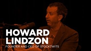 Repeat youtube video - Startups - Howard Lindzon of StockTwits -TWiST #309
