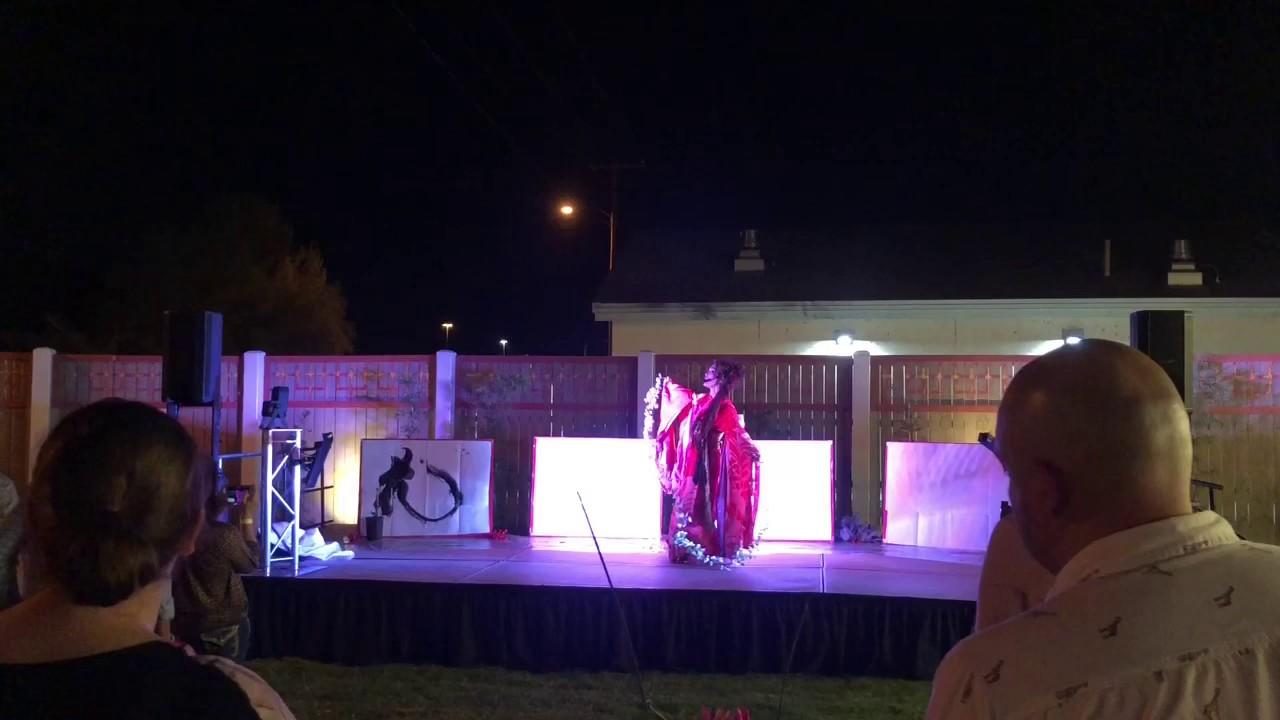 Miyuki Geta Dance Art - El Paso