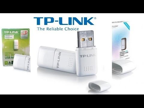 TP TL WN723N TÉLÉCHARGER LINK PILOTE