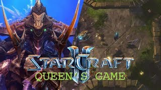 Starcraft 2 Custom Game Queen's Game #1: WE ACTUALLY WON!! [EXTENDED VERSION]