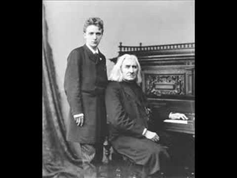 Bernhard Stavenhagen (1862-1914): Chopin-Liszt - My Joys ...