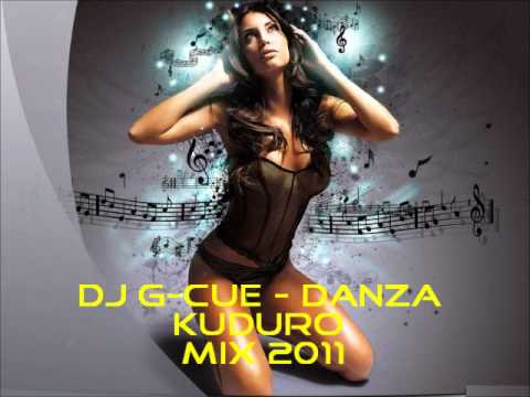 Danza Kuduro Mix (mixed & compilated by DJ G-Cue)