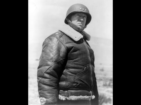 Robert H. Parron on Gen. George S. Patton - Radio interview with Mike Connors