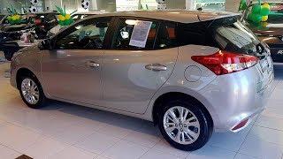 Toyota Yaris XL 1.3 Manual (versão de R$ 59.590): preço, consumo e detalhes - www.car.blog.br