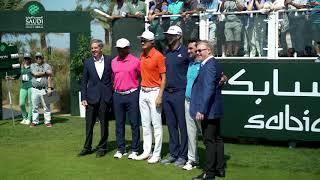 2019 Saudi International Golf Event