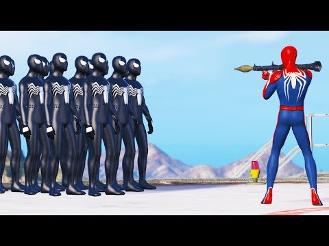 GTA 5 Water ragdolls  SPIDERMAN Jumper Falls Compilation ep 2 (Euphoria physics Funny Moments)