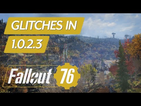 Fallout 76 - Welche Glitches funktionieren noch in 1.0.2.3?! thumbnail