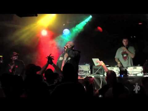 "Killah Priest & Vendetta Kingz perform ""The Offering"" Live in Tempe, AZ with DJ Notion"