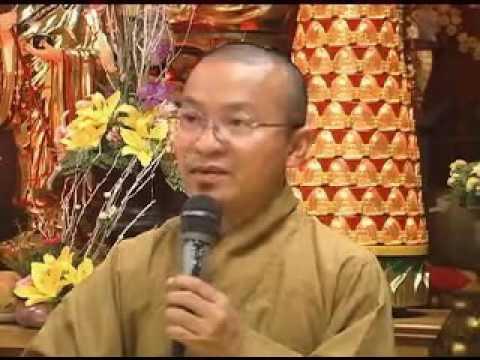 Điều 5-7: Thái độ lập nghiệp A (23/08/2008) Thích Nhật Từ