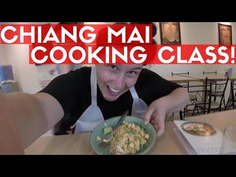CHIANG MAI COOKING CLASS | Baan Thai Cookery School