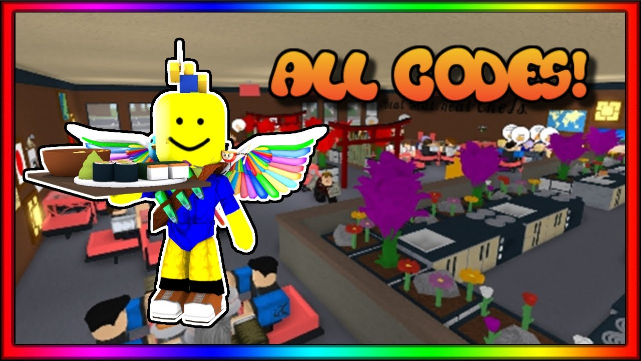 free robux codes june 2018 hd mp4 Roblox Restaurant Tycoon 2 Codes