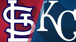 8/7/17: Cardinals power 11 runs in win vs. the Royals