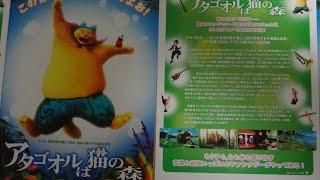 アタゴオルは猫の森 A 2006 映画チラシ 2006年10月14日公開 【映画鑑賞...