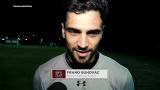 MSOC: Frano Buhovac Speaks Following First Practice Ahead Of C-USA Tournament