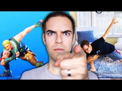 Here's what you do if Fortnite takes your move. (YIAY #474)