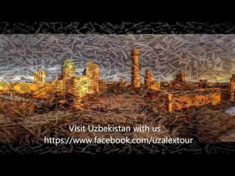Alex Travel Welcome to Uzbekistan