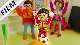 Playmobil Film Deutsch - MUTTER + KIND BEIM KLAUEN ERWISCHT! JULIAN VOGEL ZURÜCK IN DIE KITA?