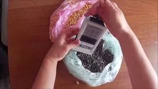 Обзор влагомера зерна(В этом видео представлен один из влагомеров серии