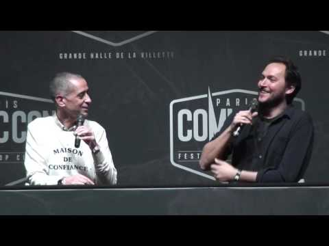 Conference Paris Comic Con : Louis Leterrier