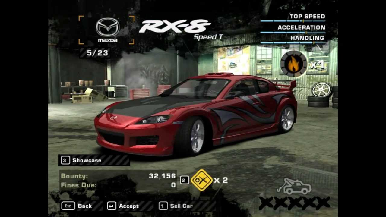 Nfs Most Wanted Save Need For Speed Saves