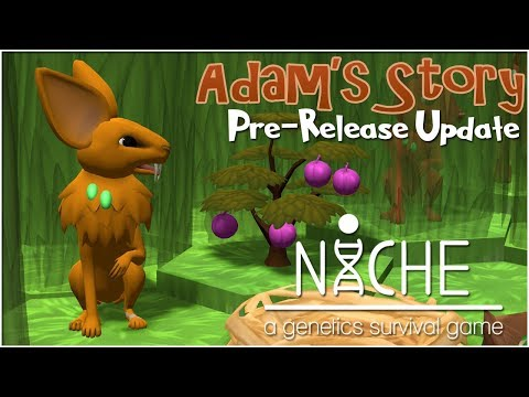 A Fabled Island Inheritance?! - Adam's Story! • Niche 0.5.5 Pre-Release Preview!!