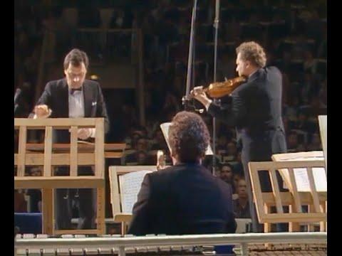 Oleg Kagan plays Schnittke Violin Concerto no. 3 - video 1989