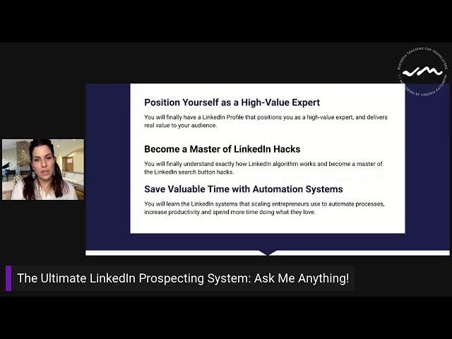 The Ultimate LinkedIn Prospecting System