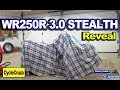 WR250R 3.0 STEALTH BIKE REVEAL (EPIC Mods!)