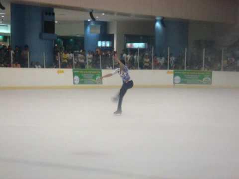 ice skating sa MOA