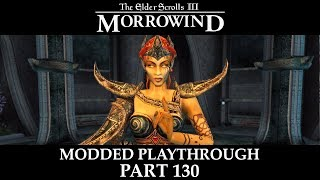 Morrowind Modded -  Part 130 | Almalexia