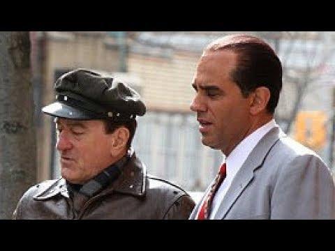 The Irishman 2019  Robert De Niro, Martin Scorsese, Bobby Cannavale in New s