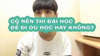 [Vlog 20] : Có nên đi du học Hàn Quốc hay không?