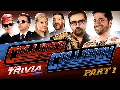 COLLIDER COLLISION: Movie Trivia Schmoedown Part 1: JEREMY JAHNS VS HECTOR  NAVARRO