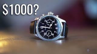 Montblanc Summit 2 Complete Walkthrough: $1000 Smartwatch