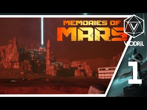 Season 1 - Let's Play Memories of Mars Part 1 - Early Access