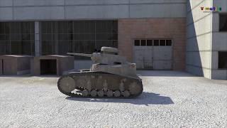 Мультик про танки - Сталкеры на заводе Юпитер. Танкомульт по игре world of tanks и СТАЛКЕР