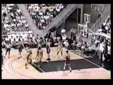Kobe Bryant 22 points in Summer League vs China 1996-97 *RARE