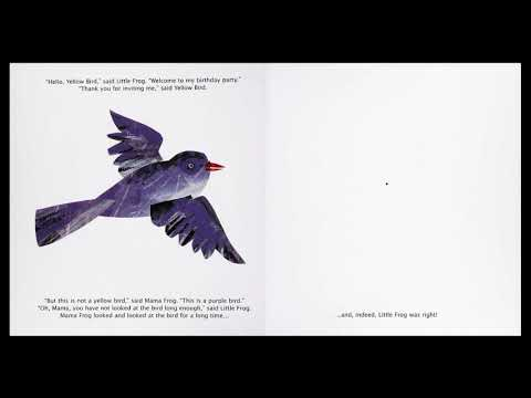 Hello Red Fox (visual Illusion Book) Read Aloud