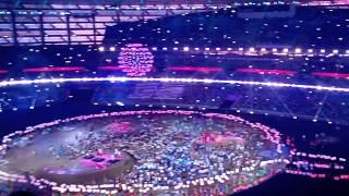 John Newman - Love me again Baku 2015 Games Closing ceremony
