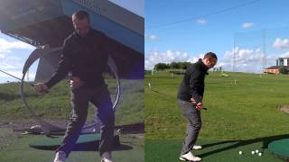 Downswing Sequence And Hip Turn