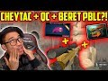 CHEYTAC CAHWIGUNA + BERET CHAMPS PBLC?! // Gameplay Point Blank Zepetto Indonesia