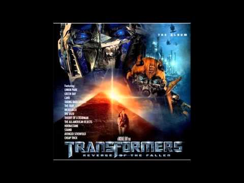 Transformers: Revenge Of The Fallen - Forest Battle Extended Mix
