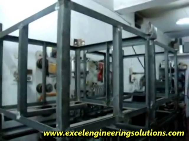 Precision Sheet Metal Enclosures, Sheet Metal Racks, Industrial Aluminum Extrusion Racks and Sheet Metal Components at Excel Engineering Solutions