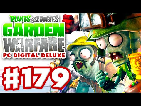 Plants vs. Zombies: Garden Warfare - Gameplay Walkthrough Part 179 - Gardens & Graveyards (PC)