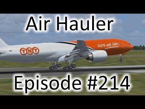 FSX   Air Hauler Ep. #214 - Santa Maria to Montevideo   777F