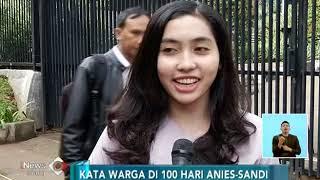 Ini Kata Warga Jakarta Soal 100 Hari Kerja Anies-Sandi - iNews Siang 24/01