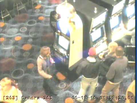 Surveillance video: Northern Quest Casino
